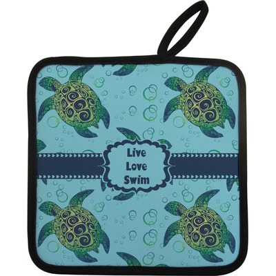 Sea Turtles Pot Holder (Personalized)