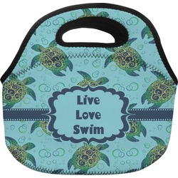 Sea Turtles Lunch Bag (Personalized)