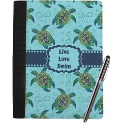 Sea Turtles Notebook Padfolio (Personalized)