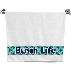 Sea Turtles Bath Towel (Personalized)