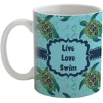 Sea Turtles Coffee Mug (Personalized)