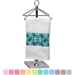 Sea Turtles Finger Tip Towel (Personalized)