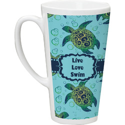 Sea Turtles Latte Mug (Personalized)