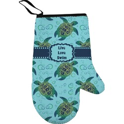 Sea Turtles Oven Mitt (Personalized)