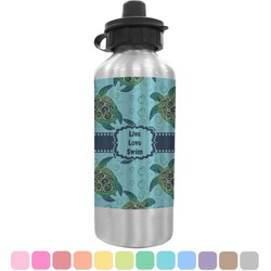 Sea Turtles Water Bottle (Personalized)