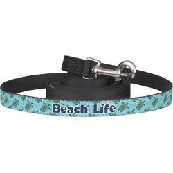 Sea Turtles Pet / Dog Leash (Personalized)