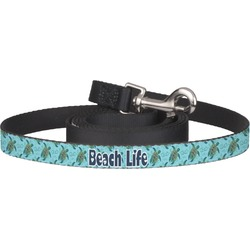 Sea Turtles Dog Leash (Personalized)