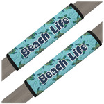 Sea Turtles Seat Belt Covers (Set of 2) (Personalized)