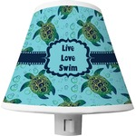 Sea Turtles Shade Night Light (Personalized)