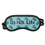 Sea Turtles Sleeping Eye Mask (Personalized)