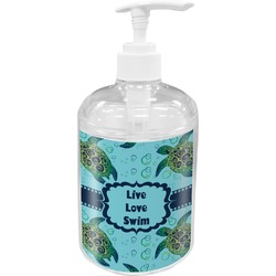 Sea Turtles Soap / Lotion Dispenser (Personalized)