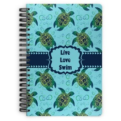 Sea Turtles Spiral Bound Notebook (Personalized)