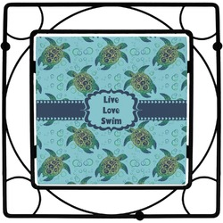 Sea Turtles Trivet (Personalized)