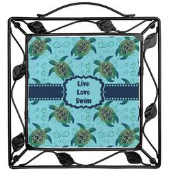 Sea Turtles Trivet (Personalized)