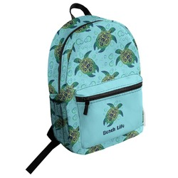 Sea Turtles Student Backpack (Personalized)