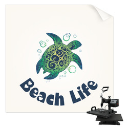 Sea Turtles Sublimation Transfer (Personalized)