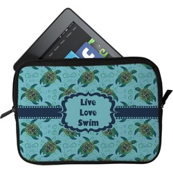 Sea Turtles Tablet Case / Sleeve (Personalized)