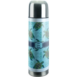 Sea Turtles Stainless Steel Thermos (Personalized)