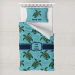 Sea Turtles Toddler Bedding