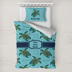 Sea Turtles Toddler Bedding