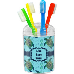 Sea Turtles Toothbrush Holder (Personalized)