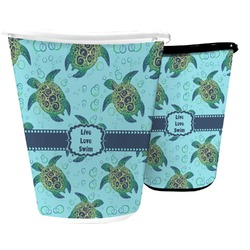 Sea Turtles Waste Basket (Personalized)