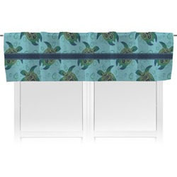Sea Turtles Valance (Personalized)