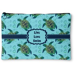 Sea Turtles Zipper Pouch (Personalized)