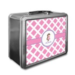 Diamond Print w/Princess Lunch Box (Personalized)