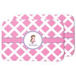 Diamond Print w/Princess Dish Drying Mat (Personalized)