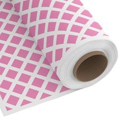 Diamond Print w/Princess Custom Fabric - PIMA Combed Cotton (Personalized)