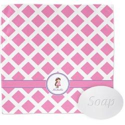 Diamond Print w/Princess Wash Cloth (Personalized)