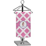 Diamond Print w/Princess Finger Tip Towel - Full Print (Personalized)