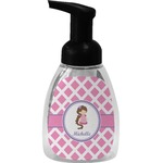 Diamond Print w/Princess Foam Soap Dispenser (Personalized)