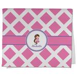 Diamond Print w/Princess Kitchen Towel - Full Print (Personalized)
