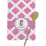 Diamond Print w/Princess Kitchen Towel - Full Print (Personalized)