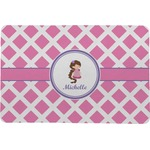 Diamond Print w/Princess Comfort Mat (Personalized)