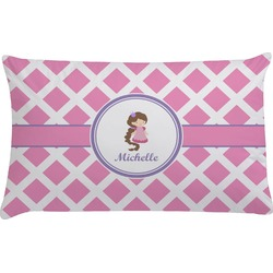 Diamond Print w/Princess Pillow Case (Personalized)