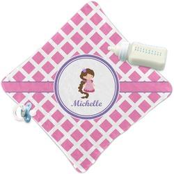 Diamond Print w/Princess Security Blanket (Personalized)