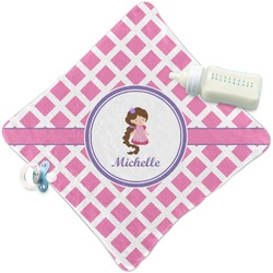 Diamond Print w/Princess Security Blanket (Personalized)