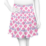 Diamond Print w/Princess Skater Skirt (Personalized)