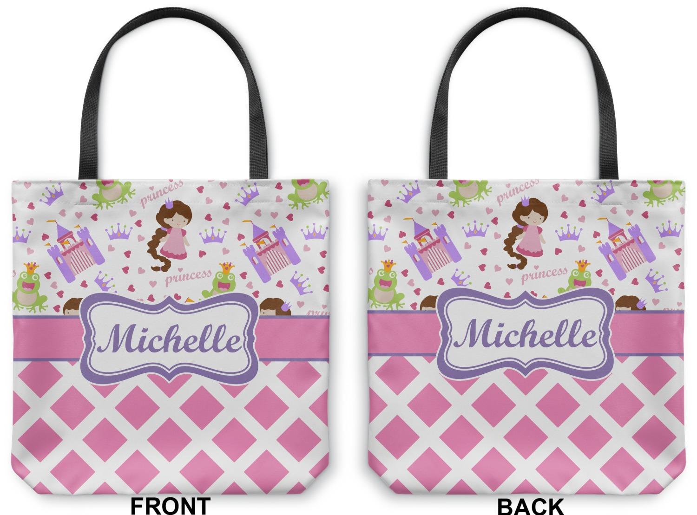 YouCustomizeIt Diamond Duffel Bag Multiple Sizes Personalized
