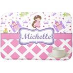 Princess & Diamond Print Dish Drying Mat (Personalized)