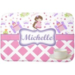 Princess & Diamond Print Dish Drying Mat (Personalized)