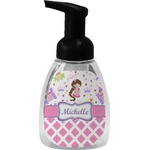 Princess & Diamond Print Foam Soap Dispenser (Personalized)