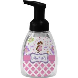 Princess & Diamond Print Foam Soap Dispenser (Personalized)