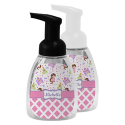 Princess & Diamond Print Foam Soap Bottle (Personalized)