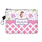 Princess & Diamond Print Golf Accessories Bag (Personalized)