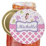 Princess & Diamond Print Jar Opener (Personalized)