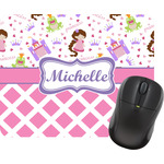 Princess & Diamond Print Mouse Pads (Personalized)